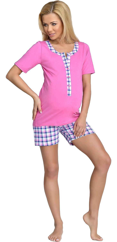 Be Mammy Mujer Lactancia Pijamas Dos Piezas J5ST3N2: Amazon.es: Ropa y accesorios