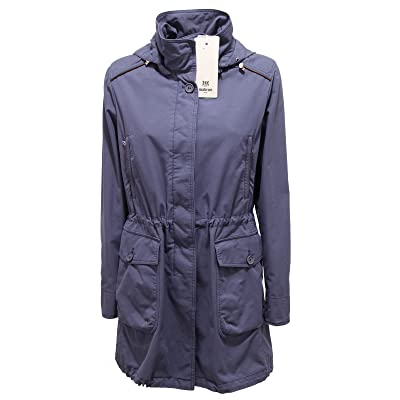1794Q giacca donna MABRUN ALIPSO trench blu jacket woman 91aef2d7ff09