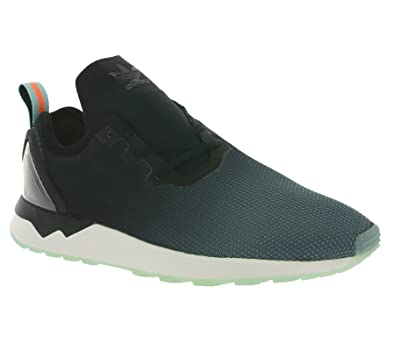 Adidas Flux Blue And Black