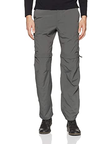 10eed1a3a5 Columbia Men's Silver Ridge Convertible Pant, Breathable, ...