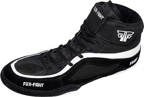 Fox-Fight W8 Ringer Scarpe da Trekking in Pelle Scamosciata qualit/à Professionale