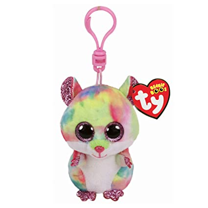 a82eac1fea9 Image Unavailable. Image not available for. Color  Ty Beanie Babies 36558 Boos  Rodney the Pink Hamster ...