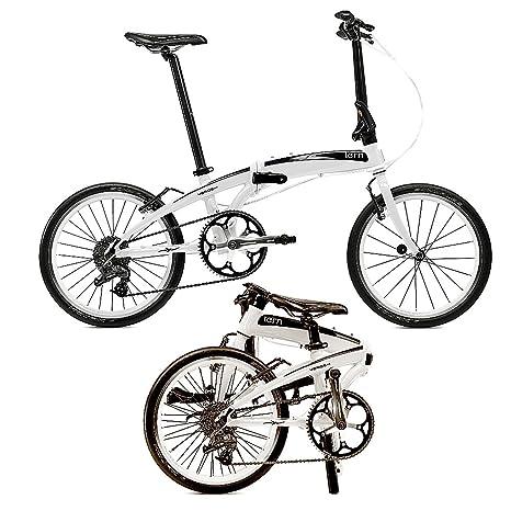Bici Pieghevole Tern Link P9.Tern Verge P9 Folding Bike White 2016 Folding Bike By Tern Amazon