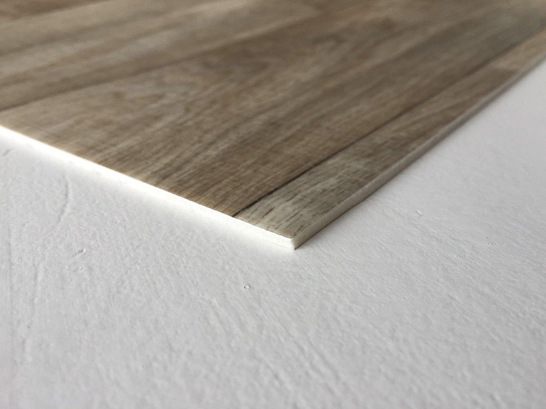 Fußbodenbelag Pvc Holzoptik ~ Pvc bodenbelag holzoptik muster in hellbraun vinyl