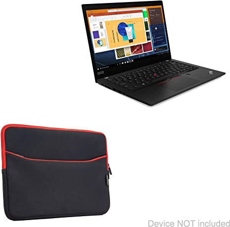 "High Quality PU Leather Slim Soft Case for Lenovo Thinkpad T460 14/"" Sleeve Pouch"
