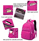Lightweight Laptop Backpack Purse Classic Casual