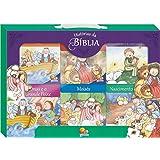 Histórias da Bíblia - Caixa com 6 Livros