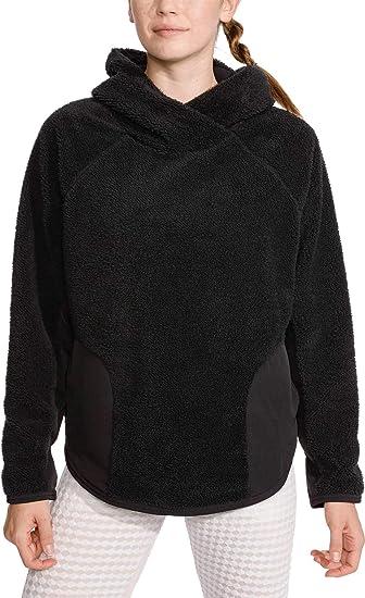 in stock size 7 new photos Amazon.com : Nike Women's Sherpa Therma Fleece Training ...