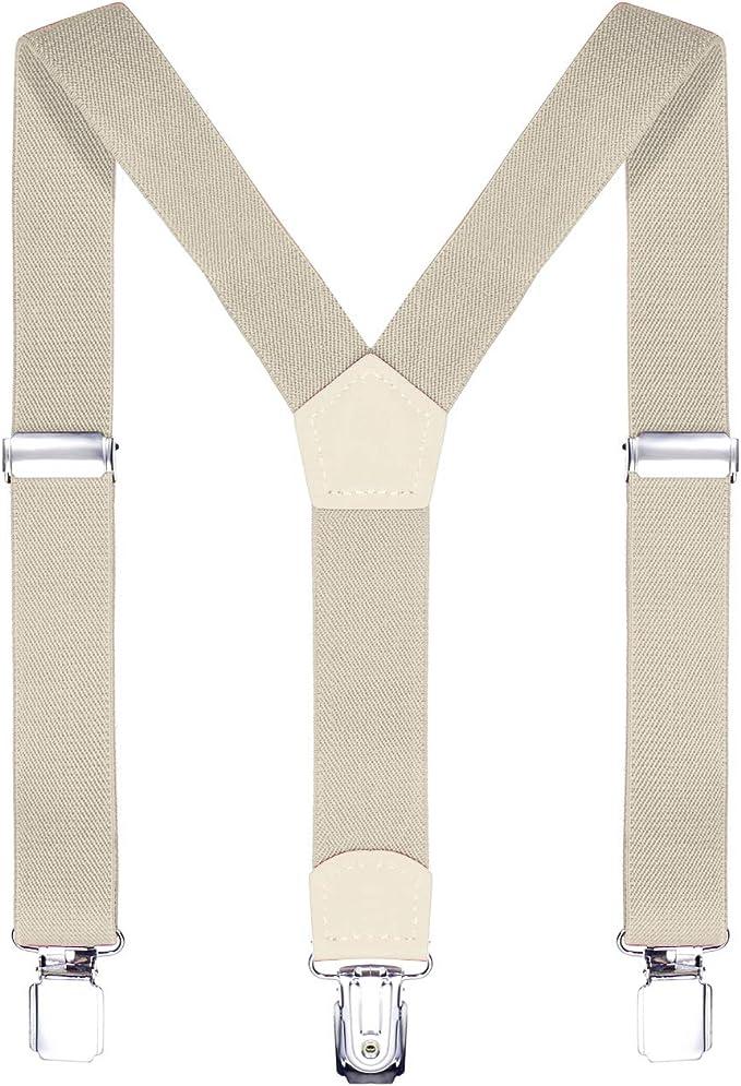 Irypulse Set Bretelle Chic e Papillon per 1-8 Anni Neonate Bambino 3 Retro Clip Y-Forma Regolabile Elastico