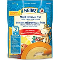 Heinz Mixed Cereal with Fruit, 227g (Pack of 6)