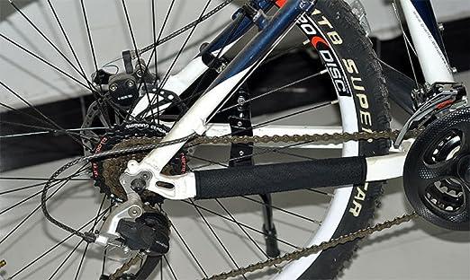 Cunluna 2 Piezas de Protector de Cadena para Bicicleta MTB ...