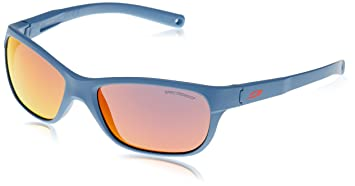 Julbo Player L Sonnenbrille Kinder, Kinder, Player L, Gris/Bleu/Bleu, One Size