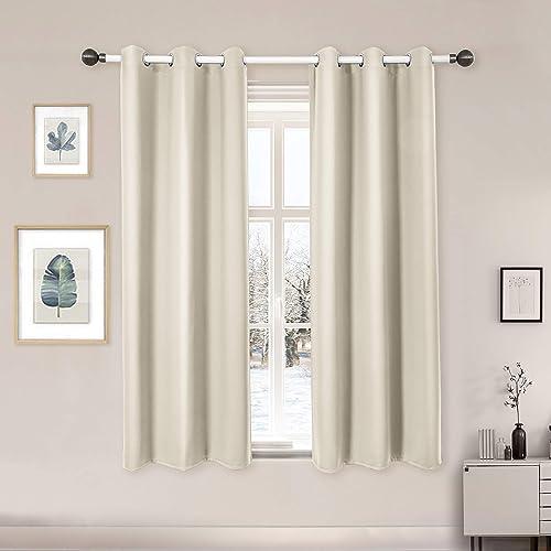 ONQAOK Darkening Blackout Grommet Curtain