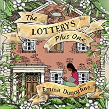 The Lotterys Plus One Audiobook by Emma Donoghue Narrated by Julie Rogers