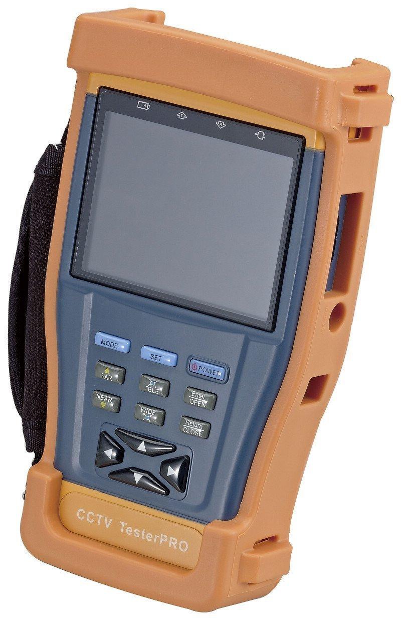 【公式】 Cop Security 15-AU35 with LCD Multi-Functional CCTV Tester with Security 3.5-Inch LCD and Signal Meter (Orange) [並行輸入品] B019SZH47Y, 矢田屋:107064e2 --- a0267596.xsph.ru
