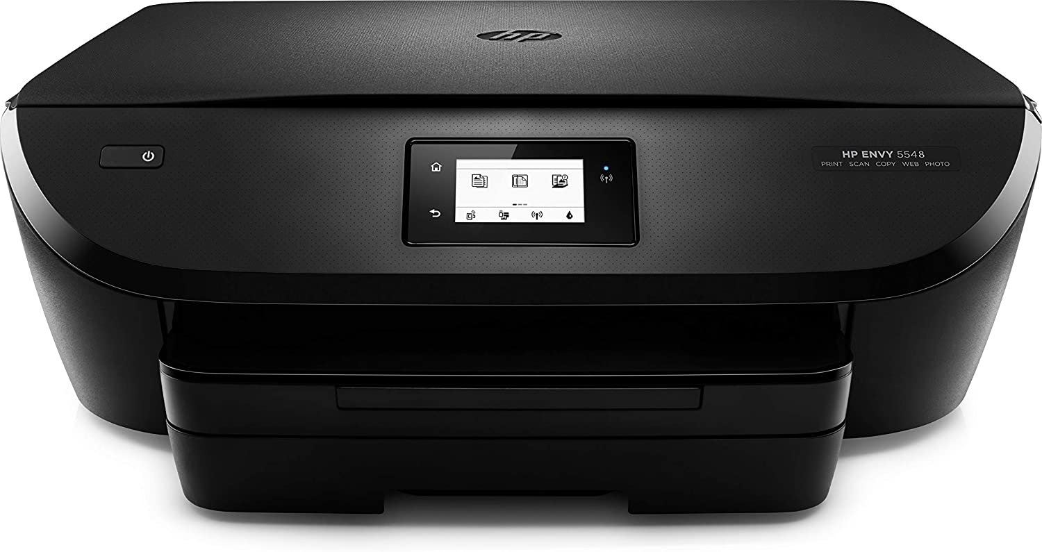HP Envy 5549 All-in-One Wireless Photo Printerwith Mobile Printing, Instant Ink Ready (K7G86A)