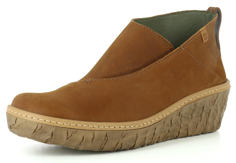 El Naturalista - botas estilo motero Mujer39 EU|madera