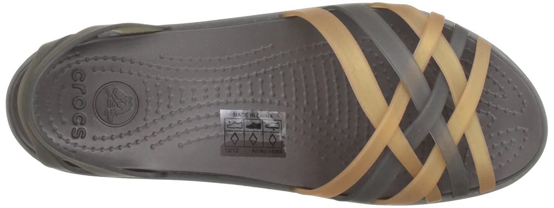edc662b326bd6 Crocs Huarache Mini Wedge