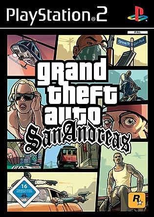 Grand Theft Auto: San Andreas (dt.) [Importación alemana]: Amazon.es: Videojuegos