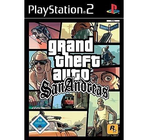 Take-Two Interactive Grand Theft Auto: San Andreas (PS2) vídeo - Juego (PlayStation 2, Acción / Aventura): Amazon.es: Videojuegos