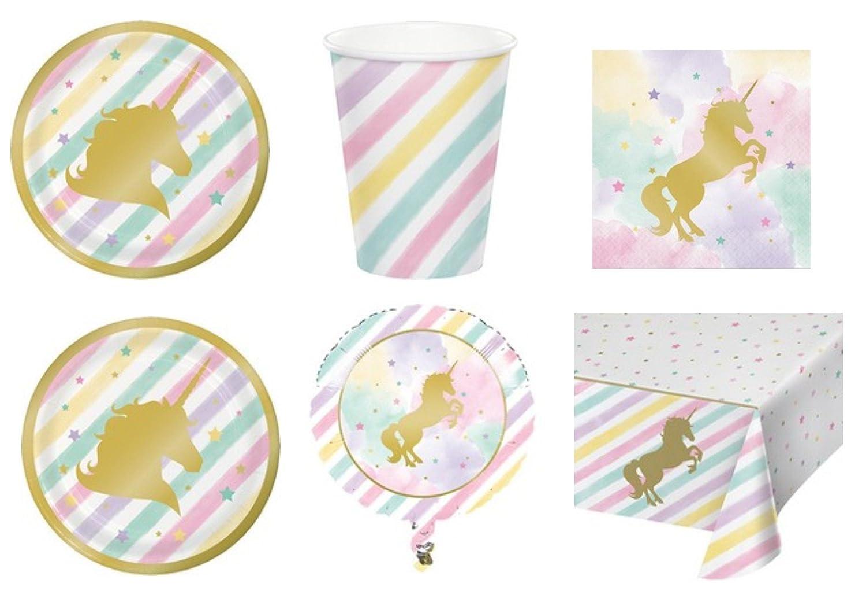 coordinato Niños Unicorn Sparkle Pony D Orato cumpleaños eventos ...