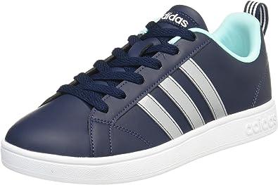 jaula Lejos Desgastado  Zapatilla ADIDAS BB9622 VS Advantage Azul 38 2 3 Azul: Amazon.es: Zapatos y  complementos