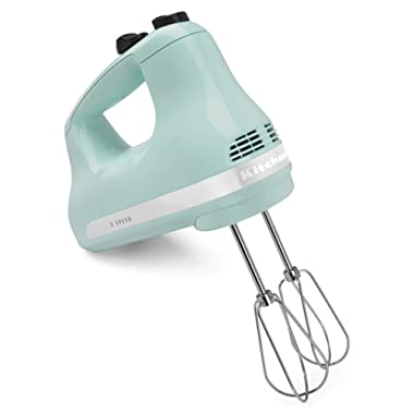 KitchenAid KHM512IC Hand Mixer, 1, Ice Blue