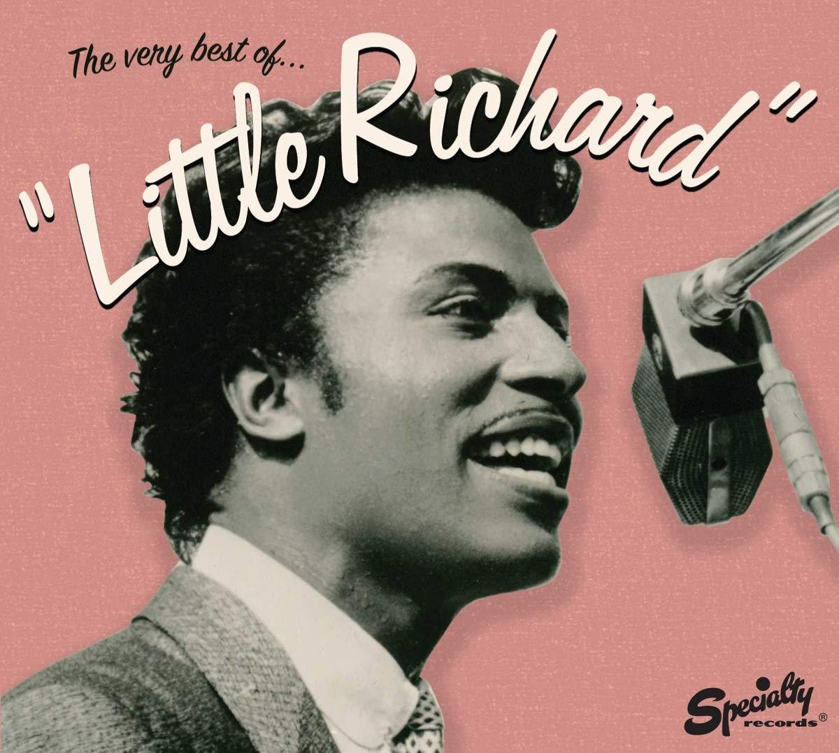 2018 little richard Here's Little