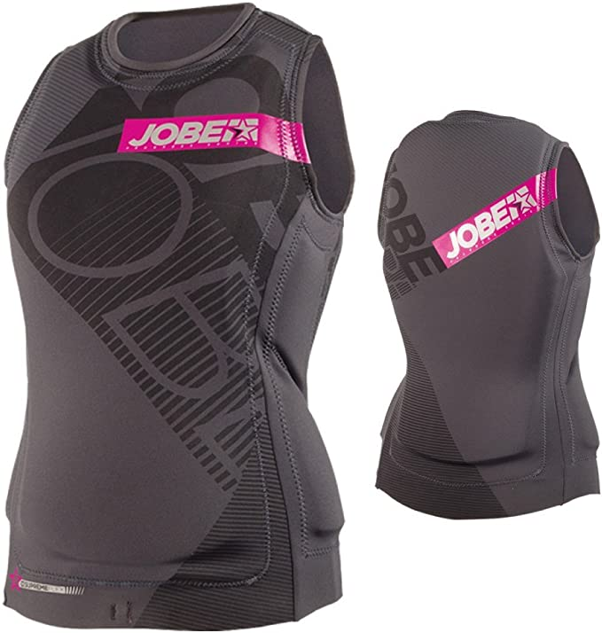 Jobe Progress Series Rash Guard Ladies Jetski Wakeboard Waterski Surf Kite Sup