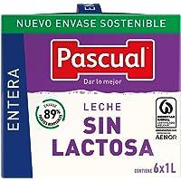 Pascual Leche Sin Lactosa Entera - Paquete