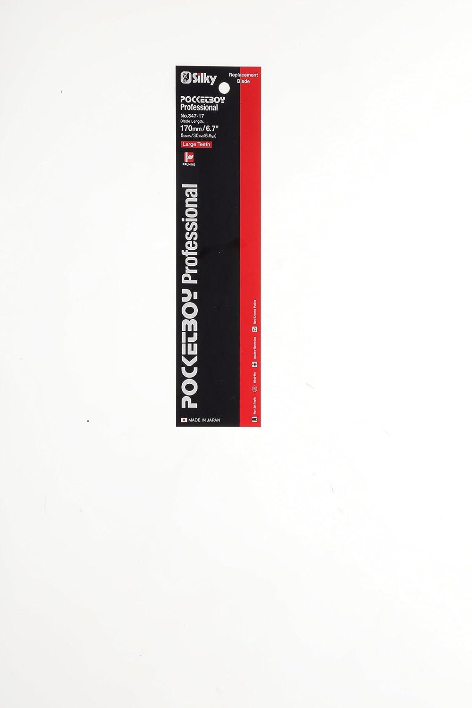 Seidig professionelles Ersatz-Schneidblatt f/ür Pocketboy 130/mm feine Z/ähne 13 343