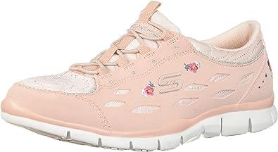 tarifa perjudicar Reprimir  Amazon.com | Skechers Women's Gratis-Divine Bloom Sneaker | Fashion Sneakers