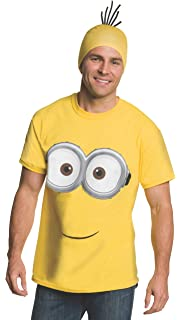 Amazon.com: Rubies Mens Movie Minion Costume, As Shown ...