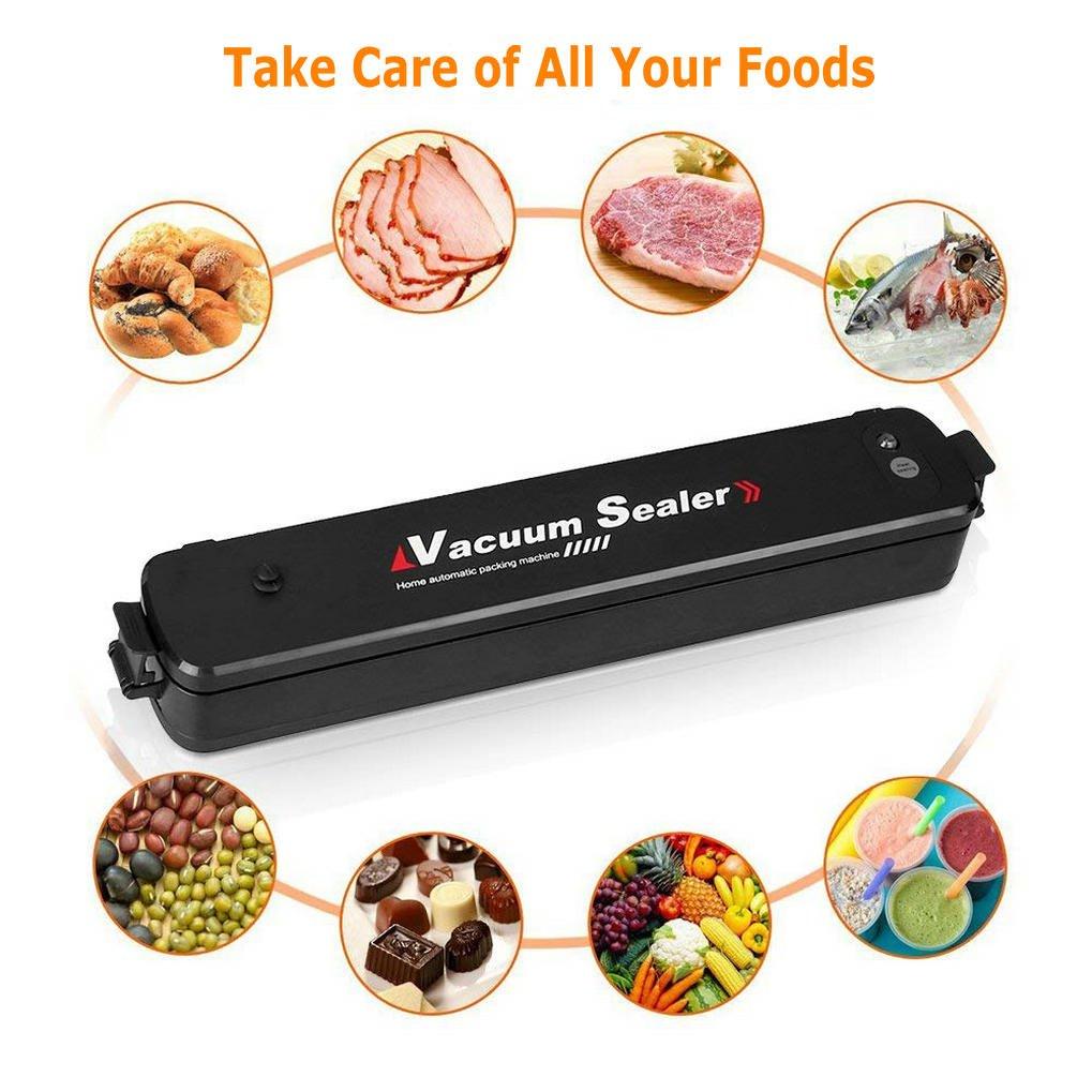 GuDoQi Vacuum Sealer Machine Vacuum Food Packaging Machine Automatic Portable Home Hotel Hospital Supermarket by GuDoQi (Image #5)