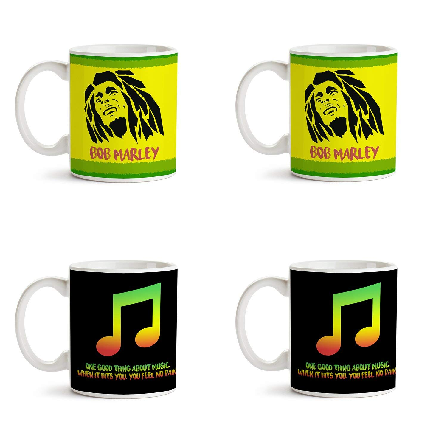 buy motivate box black bob marley and music quotes white