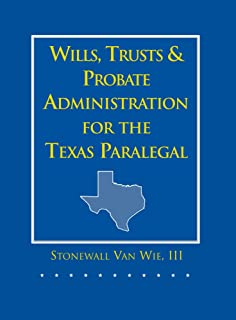 How to probate and settle an estate in texas 4th ed ready to use wills trusts and probate administration for the texas paralegal solutioingenieria