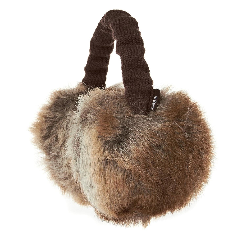 Barts Unisex Ohrschützer Fur Earmuffs - Camel