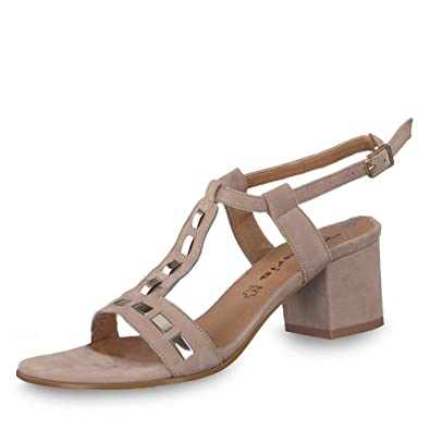 new product 8b31f 65d78 Tamaris 28006-20 398 Damen Elegante Sandalette aus ...