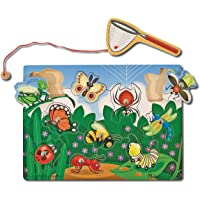 Deals on Melissa & Doug Bug-Catching Magnetic Puzzle Game
