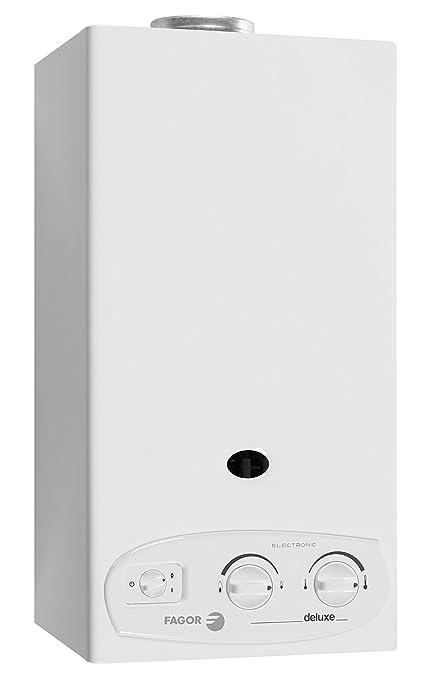 Fagor FEP-6 LB Vertical Sin depósito (instantánea) Sistema de calentador único Blanco