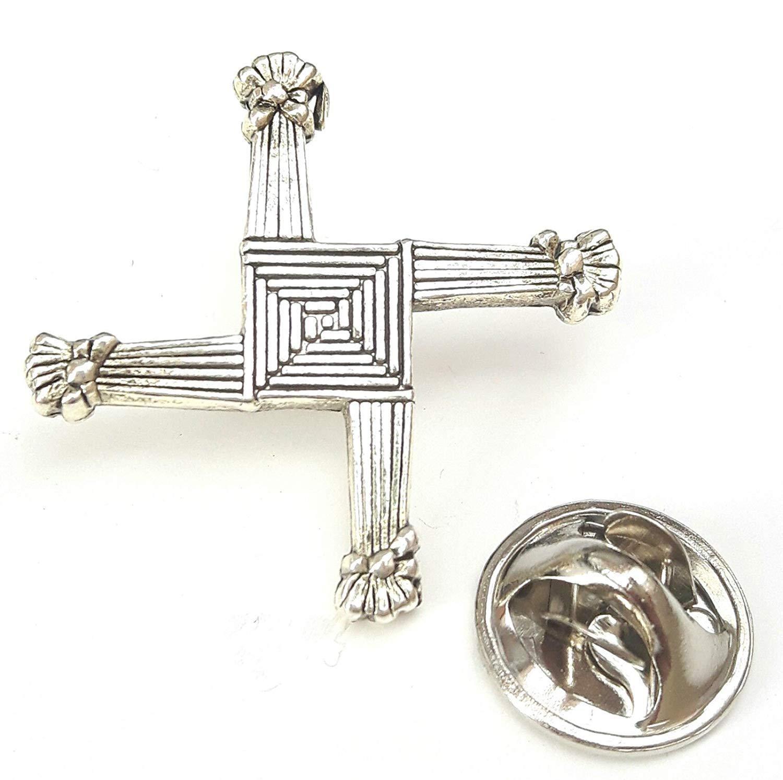 St Brigid/'s Cross Celtic Cufflinks
