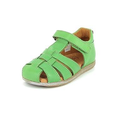 Froddo Froddo Unisex Sandal, Chaussures Bébé marche mixte bébé - Vert -  vert, 24