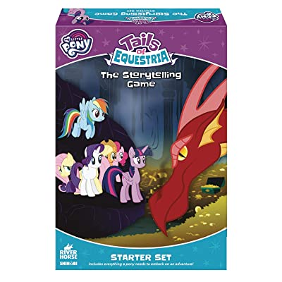 My Little Pony: Tails of Equestria Starter Set: Toys & Games