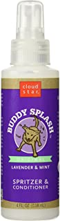 product image for Buddy Biscuits Buddy Splash Lavender & Mint Spritzer & Conditioner, 4 FZ
