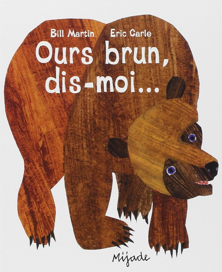 Download Ours Brun, Dis-Moi (French Edition) ebook