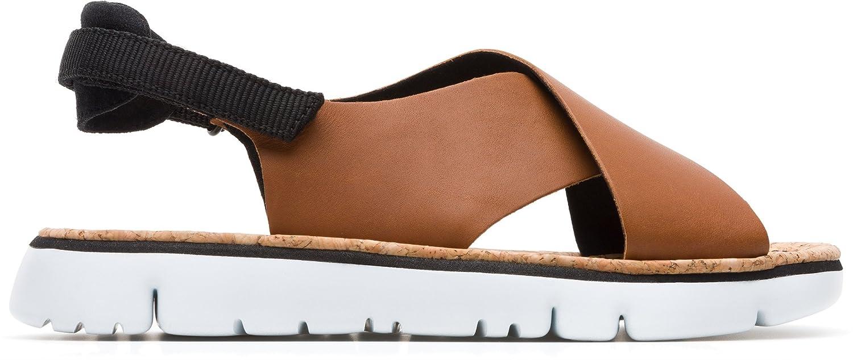 CAMPER EDA K200574-002 Flache Schuhe Damen 36 nSt4A