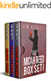 Micah Reed Thriller Box Set 1 (Witness Protection Thrillers)