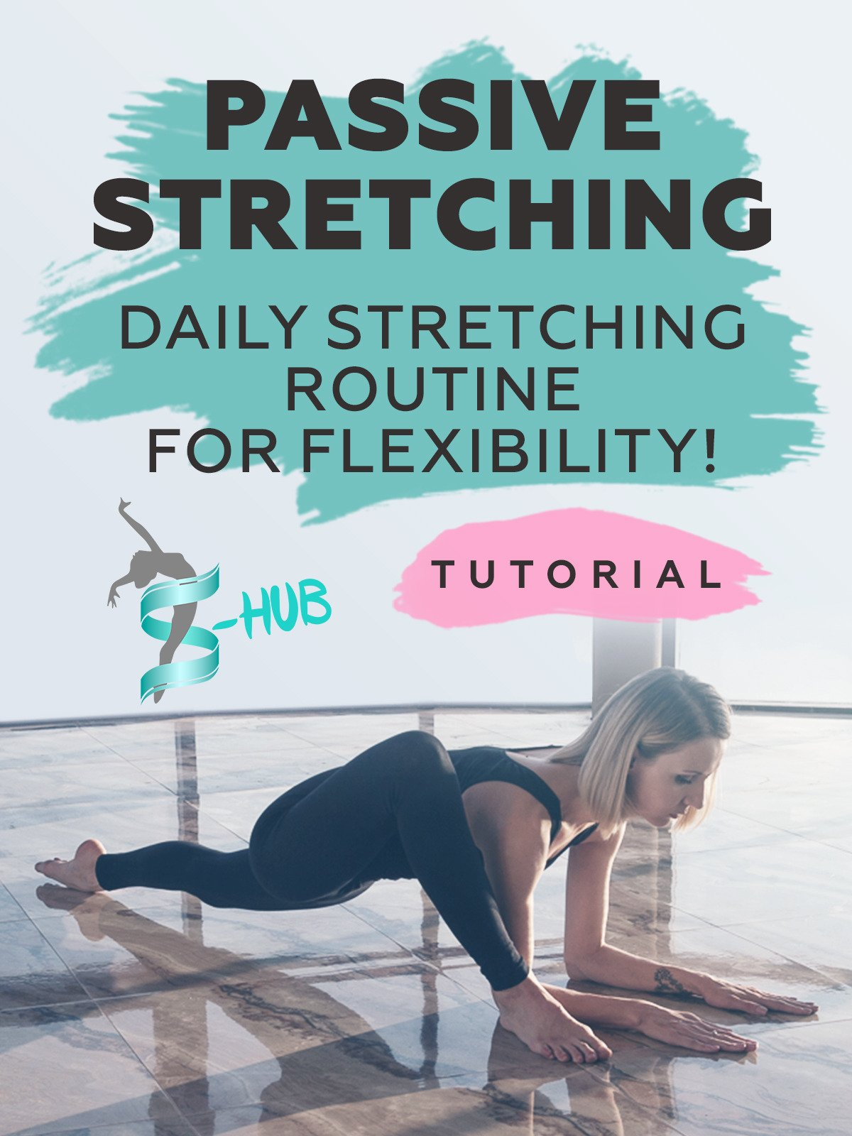 Amazon com: Watch Passive stretching  Daily stretching