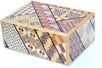 LOGICA GIOCHI Art. Cofre Yosegi 10 - La Caja Secreta ...