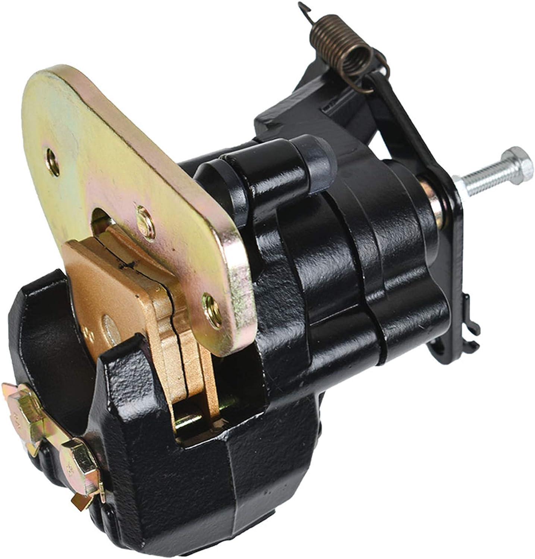 labwork Rear Brake Caliper Master Cylinder Replacement for 1993-2009 Honda Sportrax 300 TRX300EX 2x4